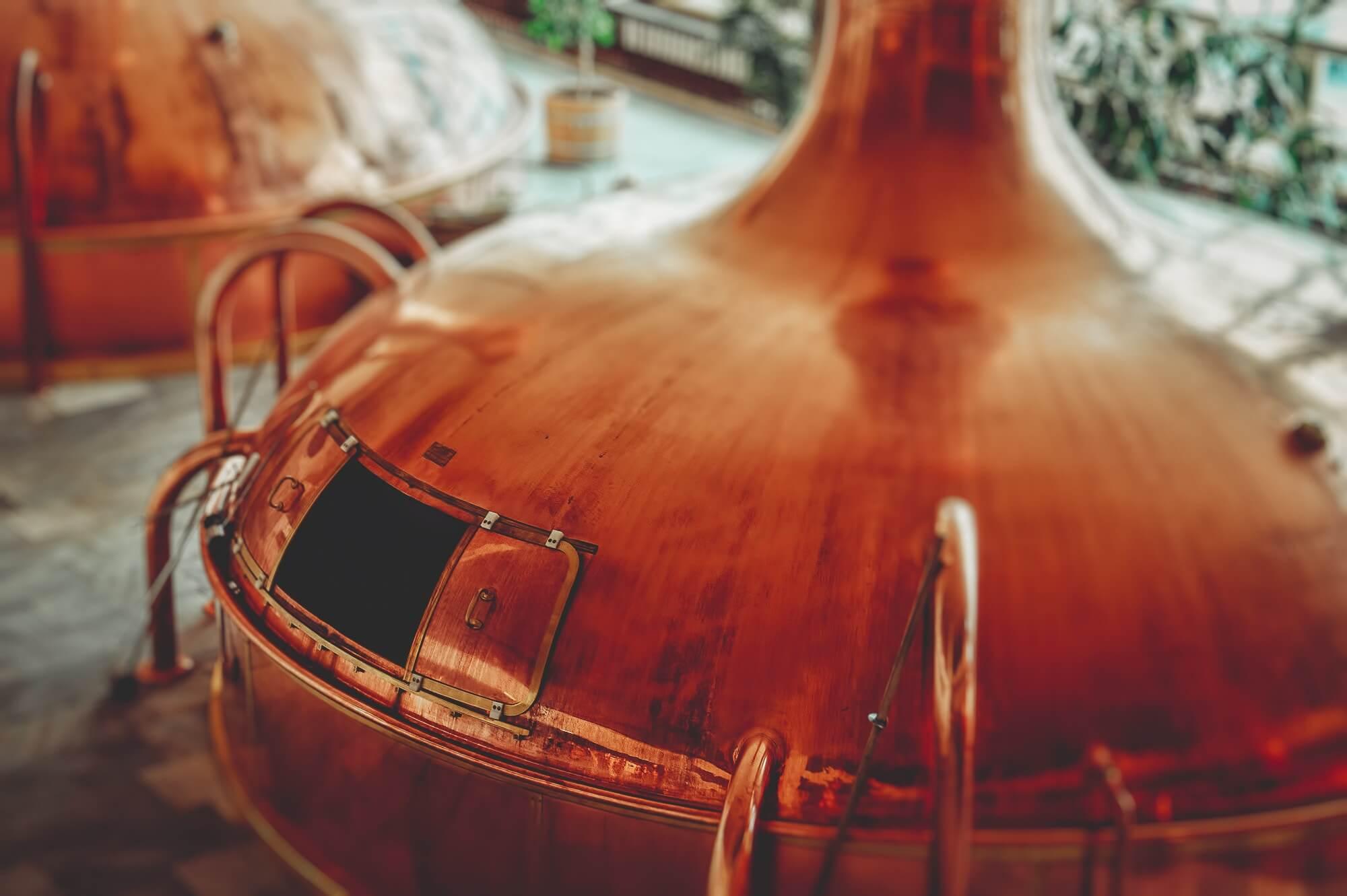 Traditional distillery bottle labels design